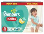 Трусики Pampers Pants 5 (12-18 кг) 96 шт